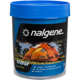 Nalgene Polycarbonat Box 1000ml, blue